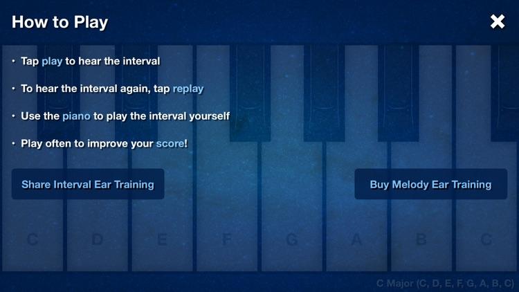 Interval Ear Training screenshot-3