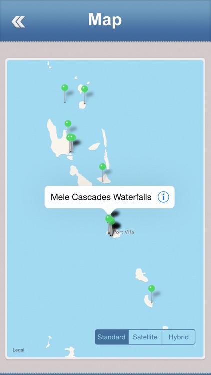 Vanuatu Tourism Guide screenshot-3