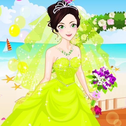 丰富多彩的新娘
