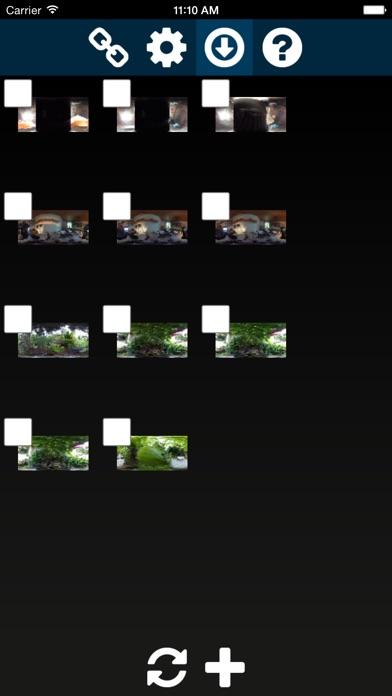 Camera Control für Ricoh ThetaScreenshot von 2