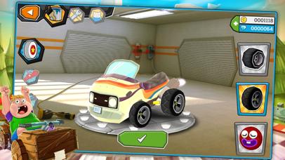 Formula Cartoon All-Stars phone App screenshot 2
