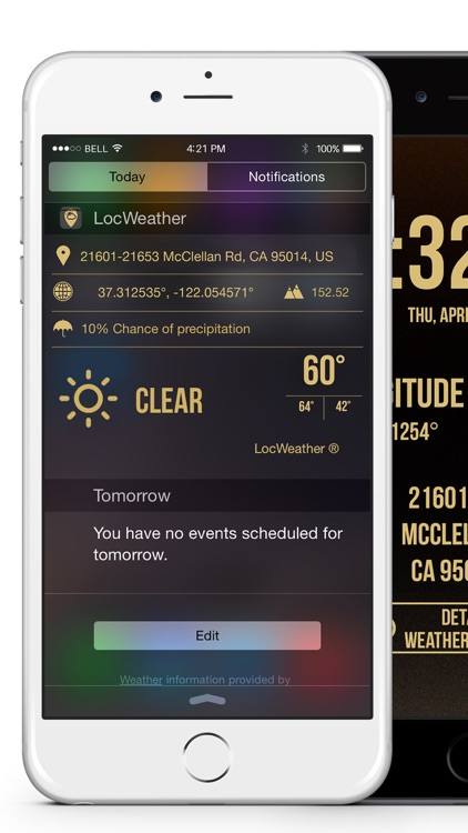 LocWeather - Widget / Weather / Location