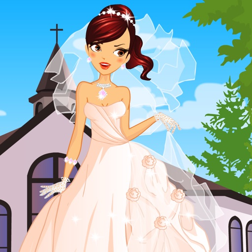 公主教堂婚礼换装