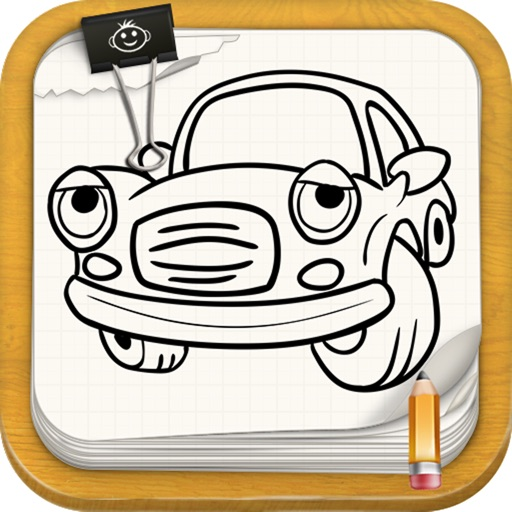 Learn To Draw  For Cars