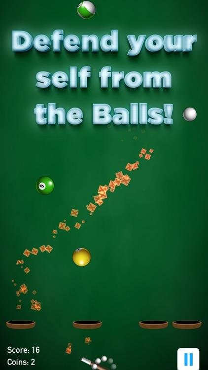 Pool Ball Cannon - Addicting Billiards 8 Ball Game screenshot-3