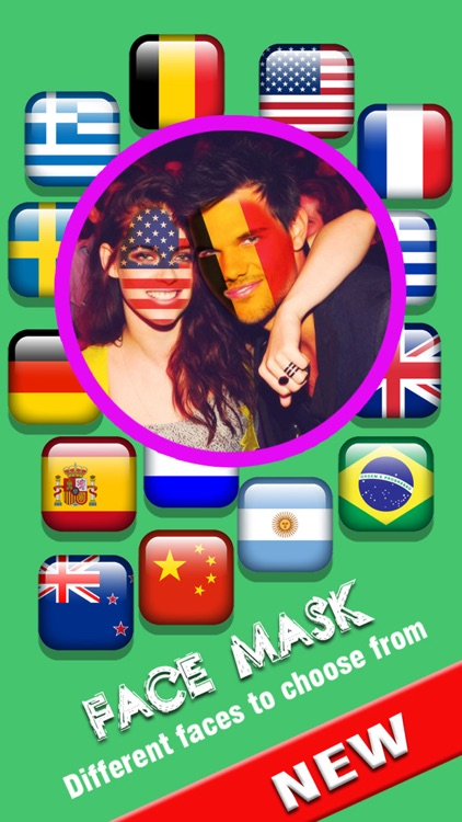Face Mask Pro - Add Funny FX to your Photos or Videos and Replace your Head to share screenshot-3