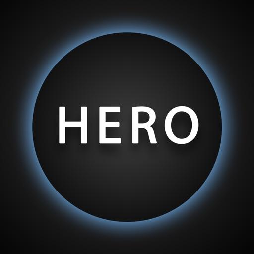 HERO Keyboard: Custom One-Handed Keypad, Swipe to Type Fast icon