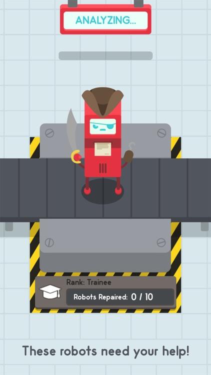 Little Broken Robots screenshot-0