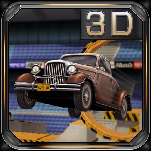 Classic Cars 3D City Stunts