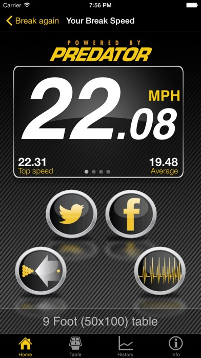 Break Speed screenshot1