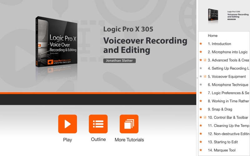 VO Recording And Editing Course For Logic Pro | App Price Drops