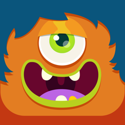 Ícone do app The Hungry Monsters