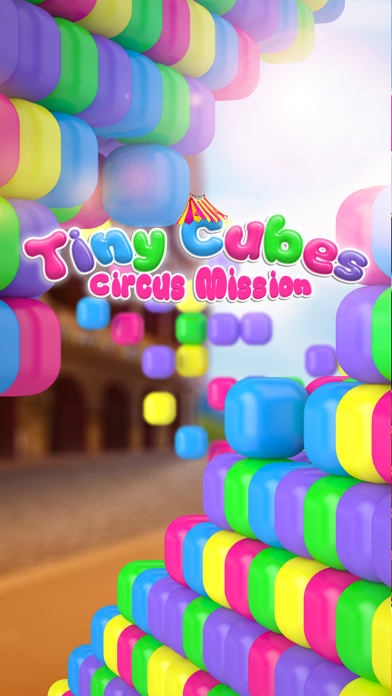 Tiny Cubes: Circus Mission