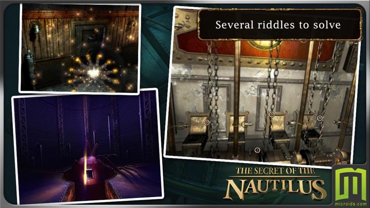 Jules Verne's Mystery of the Nautilus (Universal) screenshot-3