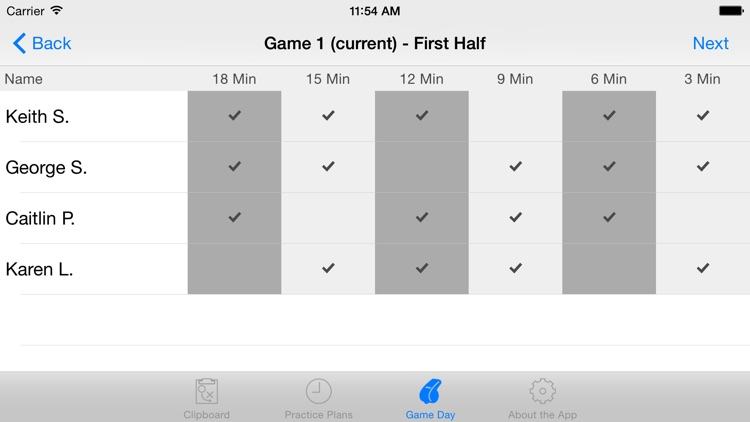Upward Soccer Coach screenshot-4