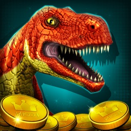 Jurassic Carnival: Coin Party