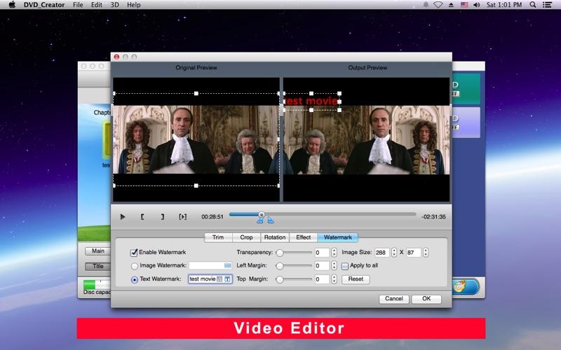 DVD_Creator Screenshot - 2