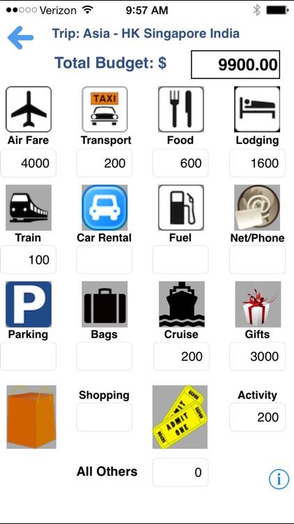 Trip Book - Travel Planner and Organizer screenshot-3