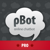 Chatbot pBot - Artificial Intelligence, chatbot with open learning.