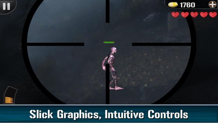Stupid Zombie Shooter screenshot-4