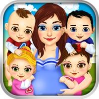Codes for Mommy's Quadruplet Newborn Babies - My Baby Food Maker & Dentist Doctor Salon! Hack