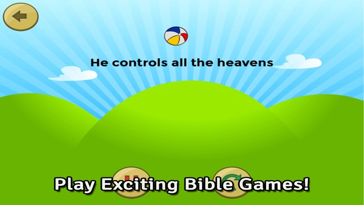 Life of Jesus: Baptism - Bible Story, Coloring, Singing, and Puzzles for Kids screenshot-4