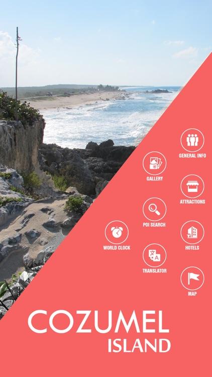 Cozumel Island Offline Travel Guide