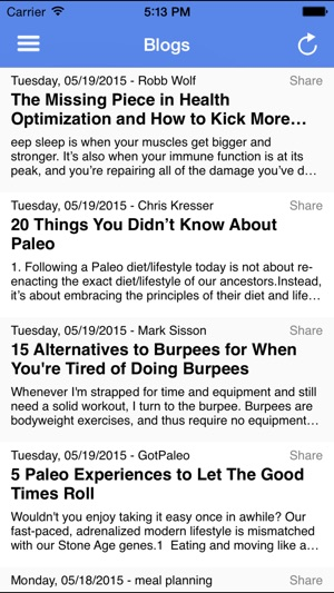Icaveman your best paleo and primal diet lifestyle source on the icaveman your best paleo and primal diet lifestyle source on the app store malvernweather Gallery