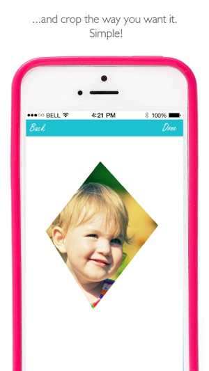 Crop for Free – Instant Photo Cropping Editor on the App Store