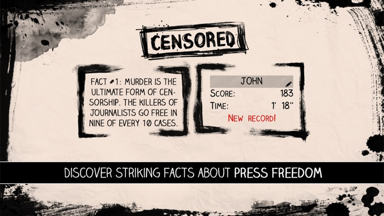 Save Charlie - play for freedom of the press screenshot-3