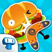 Burgerang - 击败汉堡疯狂与回旋镖