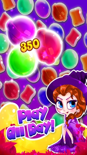 Candy Witch 2\'015 - fruit bubble\'s jam in match-3 crazy kitchen game ...
