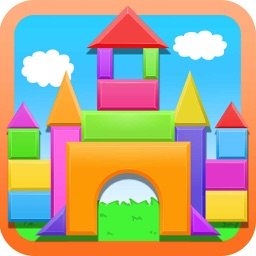 The falling blocks castle - cool building game