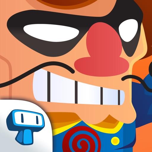 BlenderMan - Adventures of a Crazy Superhero