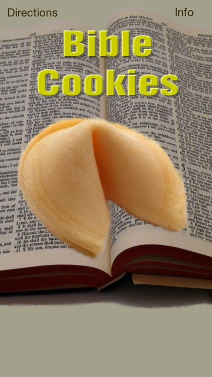 Bible Cookies screenshot-0