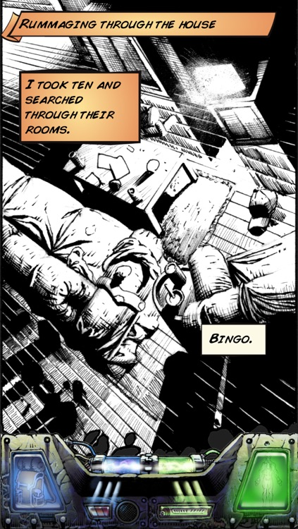 This Is Not a Test: A Survival RPG Comic screenshot-3