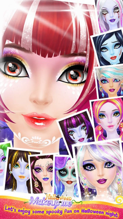 Make Up Me: Halloween - Girls Makeup, Dressup and Makeover Game screenshot-3