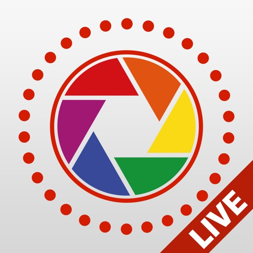 Live Pictures Cam & gif photo maker: A camera for Moving Photos