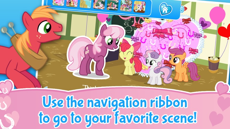 My Little Pony: Hearts and Hooves Day screenshot-3
