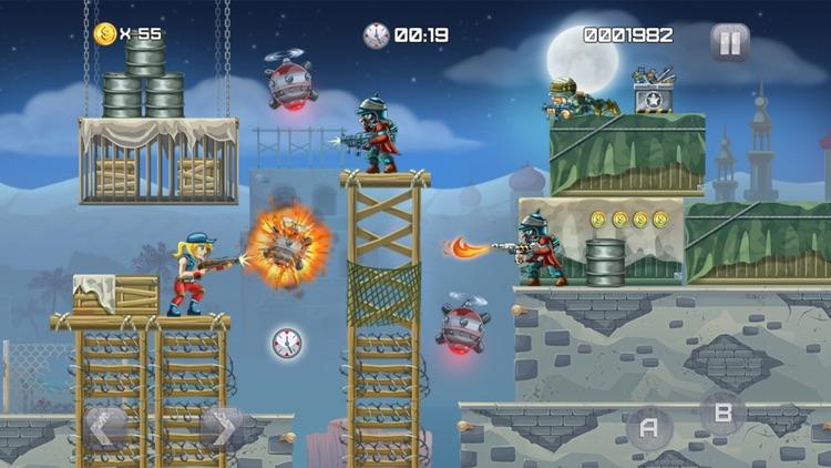 Metal Soldiers screenshot-3
