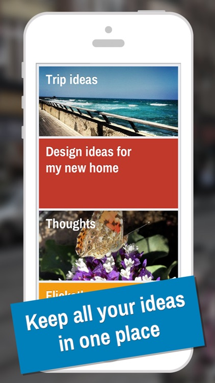IDEAZ - Keep your ideas in one place screenshot-0