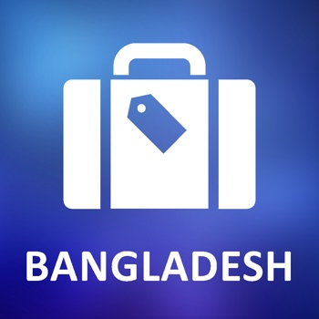 Bangladesh Offline Vector Map