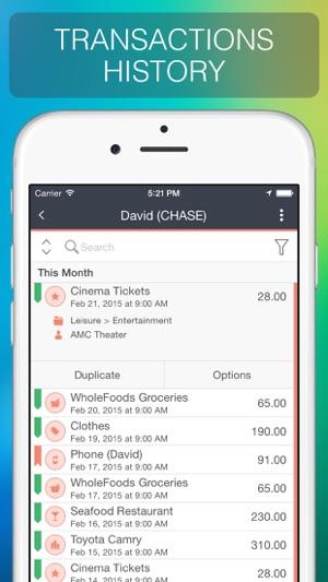 MoneyWiz 2 - Personal Finance Screenshot