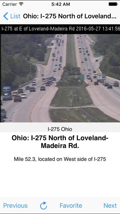 Cincinnati Traffic Cam