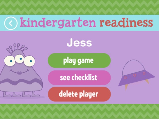 Kindergarten Readiness screenshot