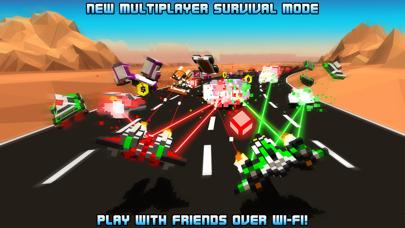 Screenshot from Hovercraft: Takedown
