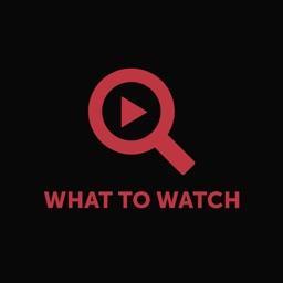 What to watch - Movie Finder!