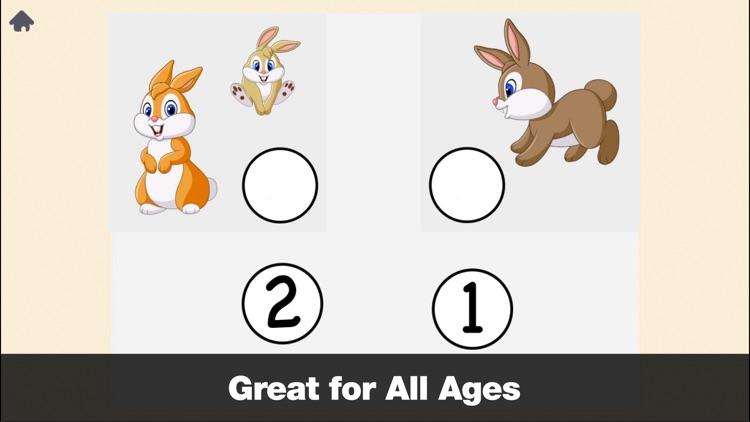 Numbers for Kids - Preschool Counting Games screenshot-4