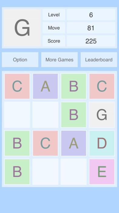 Screenshot #2 pour Combine Alphabet