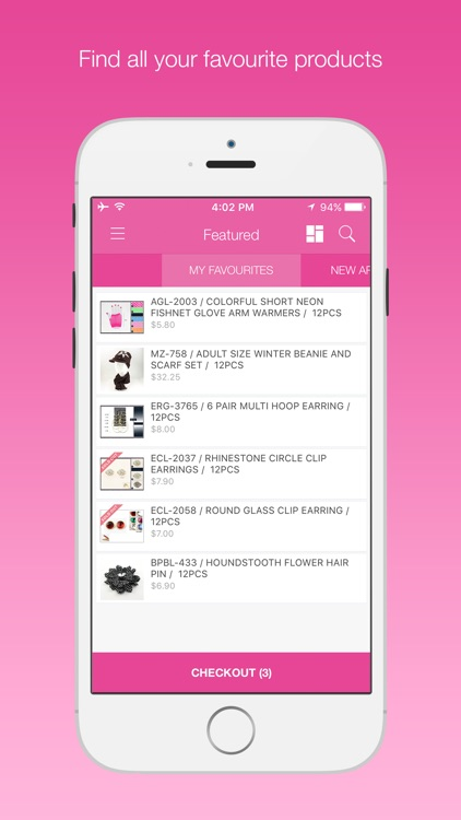 Wholesale Fashion Inc screenshot-4